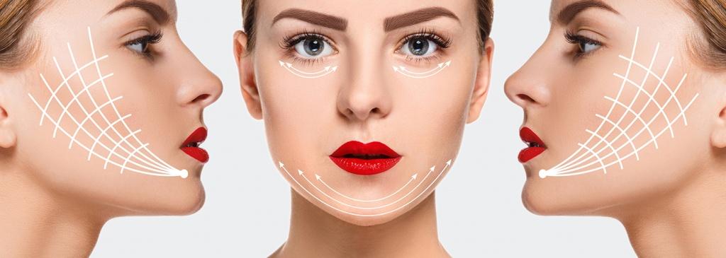 Как достичь стойкого эффекта при омоложении и подтяжке кожи лица